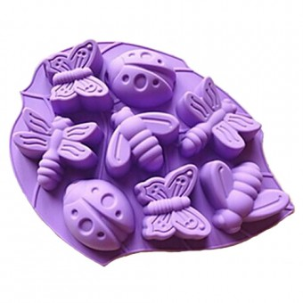 Insect Shape Mould