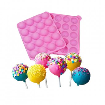 Silicone Cake Pop Mould