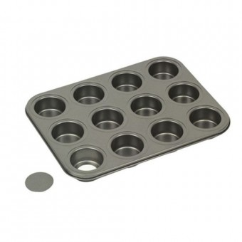 Loose Base Cupcake Pan